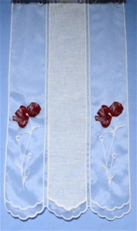 rideaux voilage rideau brod 233 et macram 233