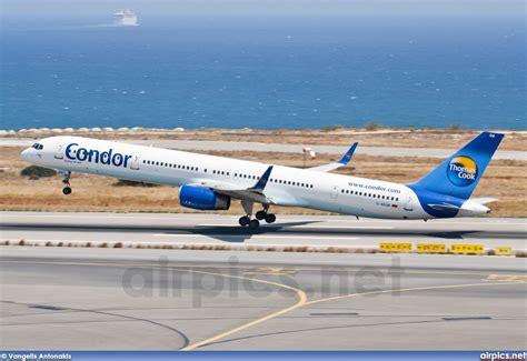 airpics.net - D-ABOM, Boeing 757-300, Condor Airlines - Medium size
