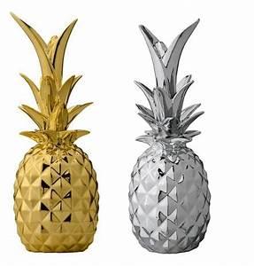 Objet Deco Ananas : les ananas deviennent les stars de la d co du moment ~ Teatrodelosmanantiales.com Idées de Décoration