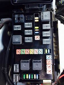 2007 Dodge Magnum Fuse Box Diagram