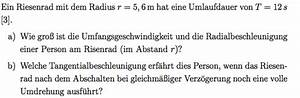 Umdrehung Berechnen : tangentialbeschleunigung berechnen mathematik physik rechnung ~ Themetempest.com Abrechnung