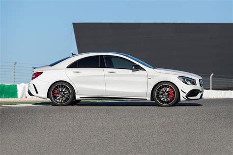 2017 Mercedes-benz Cla-class Amg Cla 45 Pricing
