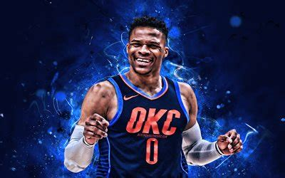 wallpapers russell westbrook okc basketball