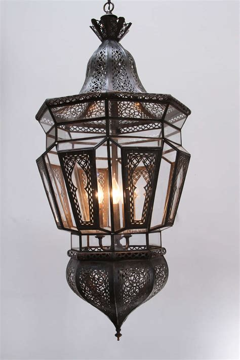 moroccan vintage hanging light fixture at 1stdibs