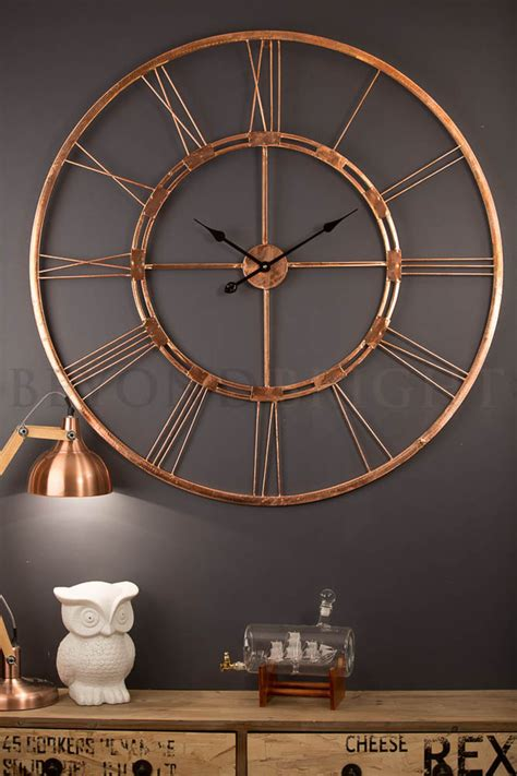 Living Room Wall Clocks Uk 10 unique wall clocks for your living and dining room