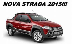 Fiat Strada 2015  Review  Amazing Pictures And Images