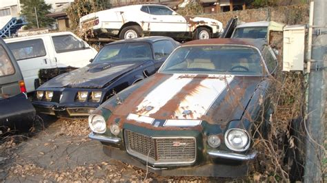 american muscle car barn find in japan is all folks are talking about