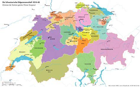 Carte Suisse by Histoire1011 Coursdeuxi 232 Mes1011