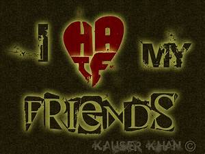 I Love My friends by 2KDesign on DeviantArt