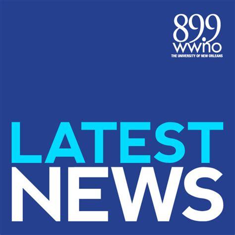 WWNO: Latest News : NPR