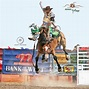 Champions Ride Matched Bronc Ride at Home On The Range