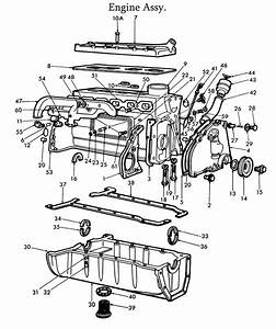 33 Ford Tractor Parts Diagram