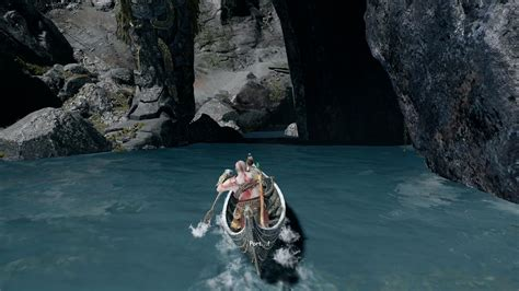 Boat Dock Muspelheim Tower by God Of War Guide A New Destination Walkthrough And