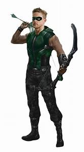 Green Arrow - Transparent by Asthonx1 on DeviantArt