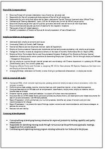 over 10000 cv and resume samples with free download With employee engagement resume sample