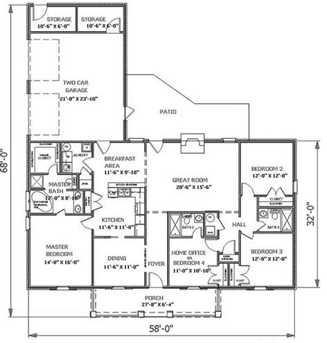 the lancaster 5644 4 bedrooms and 3 5 baths the house