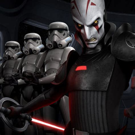 First Look at Star Wars Rebels Villain the Inquisitor!