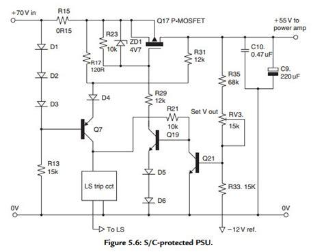 Power Supply Design Integrated Circuit Three Terminals