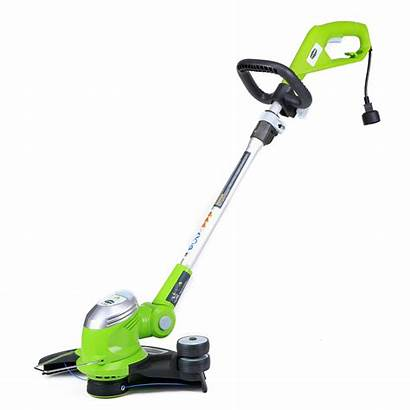 Trimmer Greenworks String Corded Electric Inch Amp