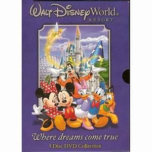 Your WDW Store - Disney DVD - Where Dreams Come True - 5
