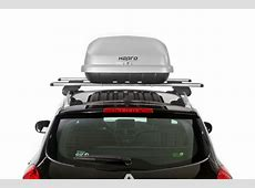 Hapro roof boxes Hapro Roady 350 Silver Grey roof box