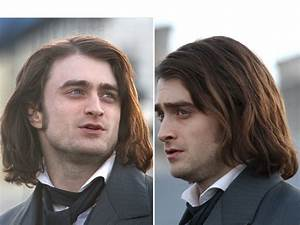 Daniel Radcliffes Long Hair New Look For Frankenstein