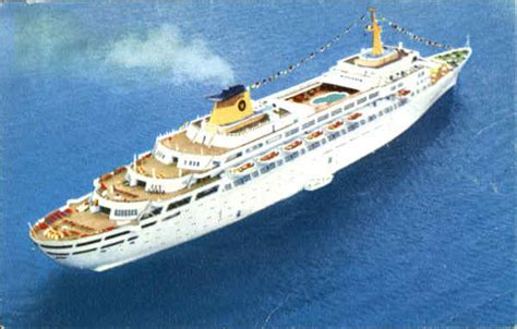 Boat Lines by Home Lines Ss Oceanic Boats Ships