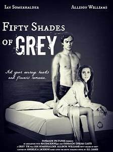 Here's the First Official Poster for 50 Shades of Grey ...