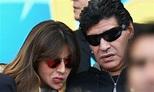 Diego Maradona daughter: Maradona unleashed FURY on Sergio Aguero for breaking her heart   Football   Sport   Express.co.uk