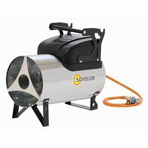 Chauffage Atelier Air Pulsé : chauffage air puls inox propane allumage manuel 15 30 kw ~ Dailycaller-alerts.com Idées de Décoration