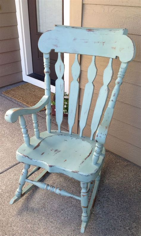 shabby chic rocking chair rocking chairs pinterest