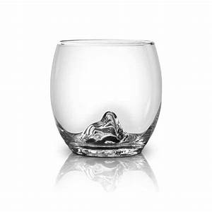 On the Rocks Glass & Ice Ball Mould - Whisky Glass and Ice ...  Glass