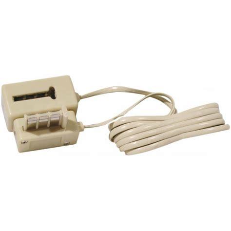 cable telephonique adsl rallonge t 233 l 233 phonique 10 m 232 tres c 226 ble rj11 rj9 rj12 g 233 n 233 rique sur ldlc