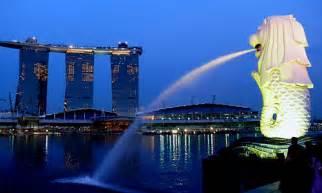 シンガポール:トラベルトラベル マーライオンだけじゃない!?シンガポール