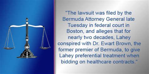 bermuda government sues lahey health bernews