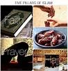 5 pillars of Islam. | Pillars of islam, Islam, Beautiful ...
