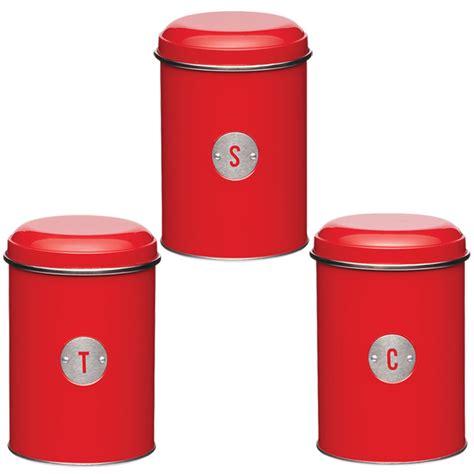 airtight kitchen canisters kitchen craft metro kitchen 3 canisters airtight