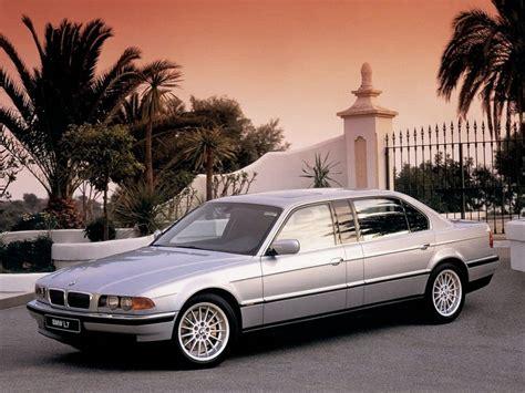 Bmw L7 Limousine Drive De La Srie 7 E38 Auto Forever