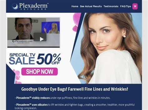 Plexaderm Reviews  Too Good To Be True?
