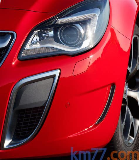 Opel Insignia 4 Puertas Opc (2014