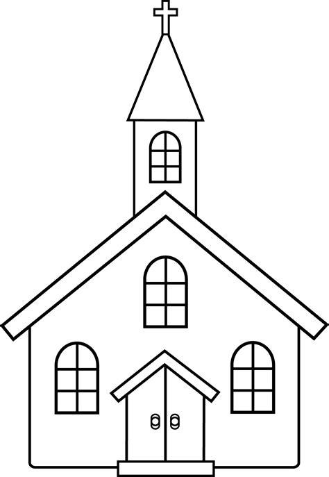 church  art  clip art