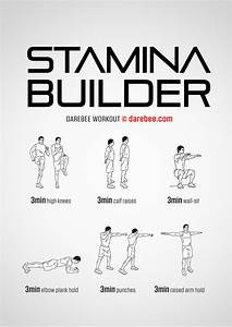 Stamina Builder Workout