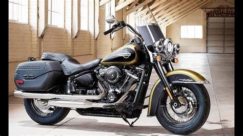 Harley Davidson Heritage Classic 4k Wallpapers by 2018 New Harley Davidson Softail Heritage Classic Photos
