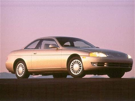 blue book used cars values 1994 lexus sc parking system 1993 lexus sc 300 sport coupe 2d used car prices kelley blue book