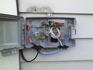Telephone Wiring Diagram Outside Box