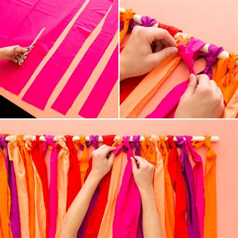 Diy Theme Backdrop by A Vibrant Diy Backdrop Is Just What All Your Photos