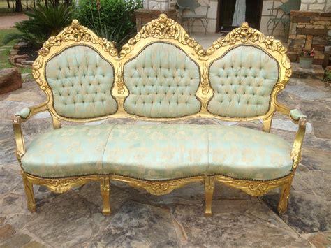 Vintage wedding furniture rental Bee Lavish in Austin