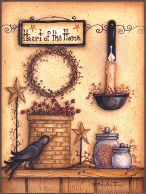 heart   house fine art print  mary ann june