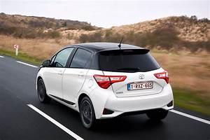 Toyota Yaris Essence : essai toyota yaris 2017 notre avis sur la nouvelle yaris 1 5 vvt i photo 2 l 39 argus ~ Gottalentnigeria.com Avis de Voitures