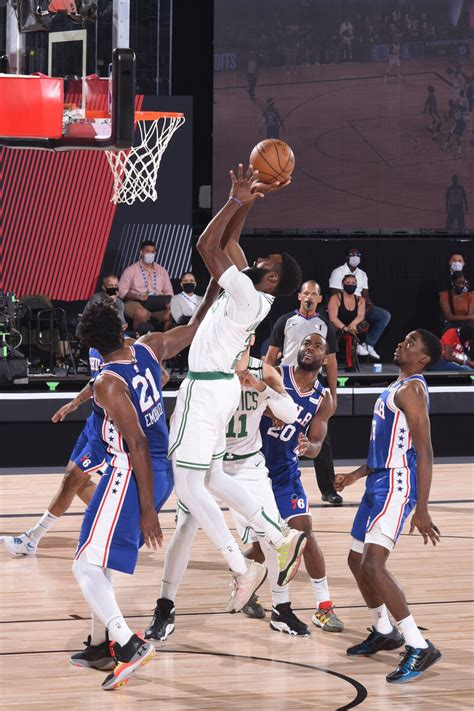 Photos: Celtics vs. Sixers - Aug. 23, 2020 | Boston Celtics